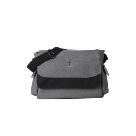 osann Přebalovací taška Vogue šedý melír
