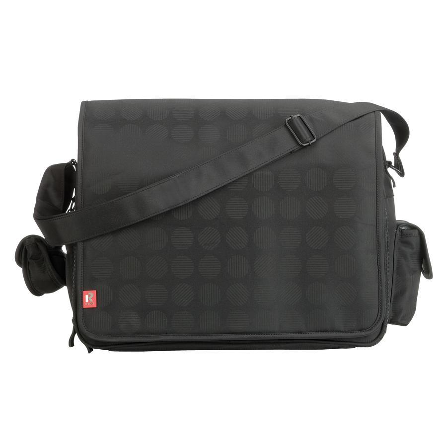 osann Přebalovací taška Stella černá
