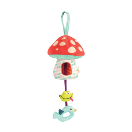 B. toys Toadstool Music Box with Lights