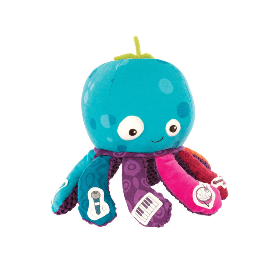 B. toys Musical Octopus