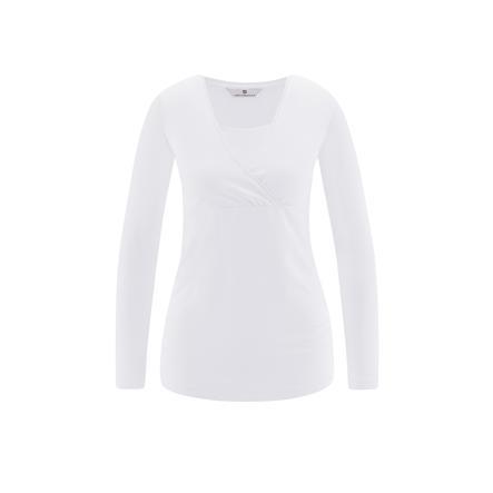bellybutton těhotenské triko TIMEA, bílé, 2018