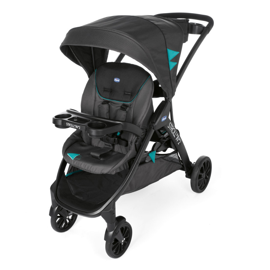 chicco Poussette compacte citadine Stroll'in'2 Octane
