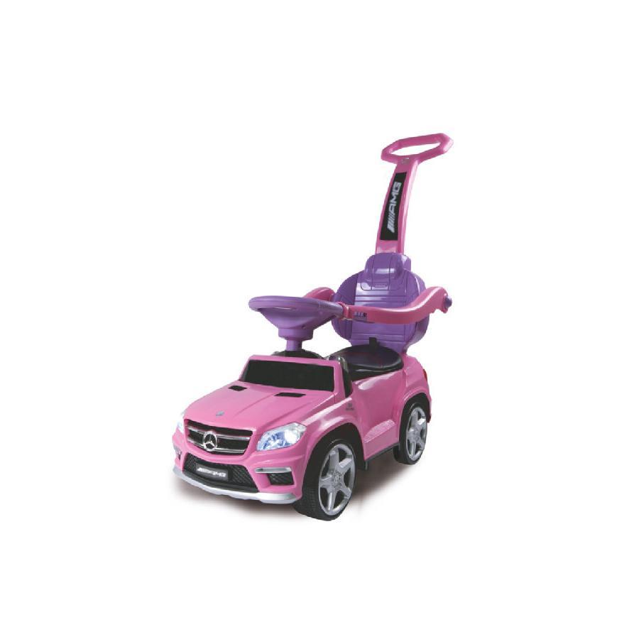 JAMARA Kids Rutscher 2 in 1 - Mercedes GL63 AMG, pink