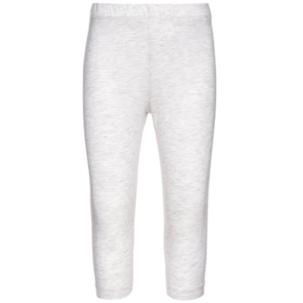 Name it Girls Capri Leggings Vivian light grey melange