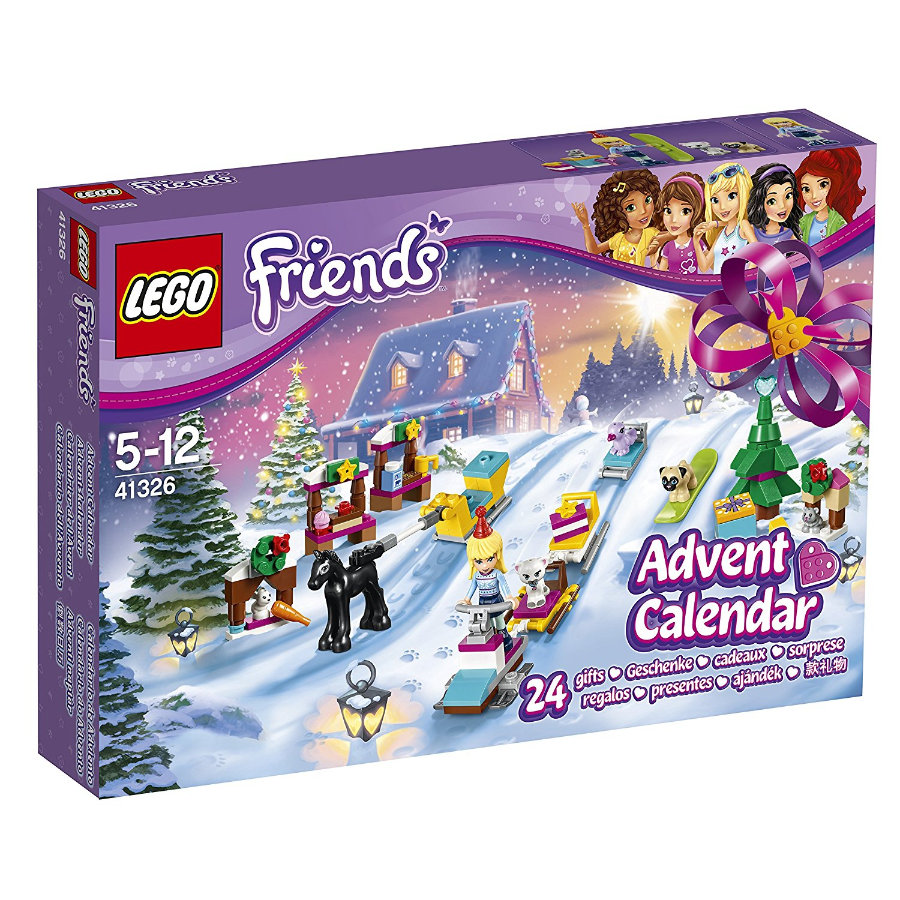 LEGO® Friends - Adventskalender