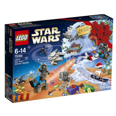 LEGO® Star Wars™ Calendario dell'Avvento 75184
