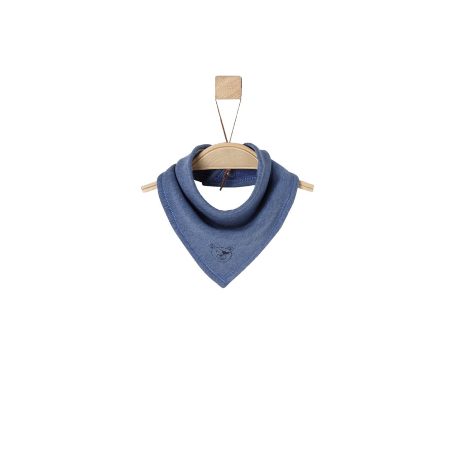 s.Oliver Boys Dreieckstuch blue melange
