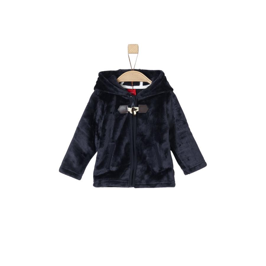 s.Oliver Boys Płaszczowa kurtka ciemnoniebieska