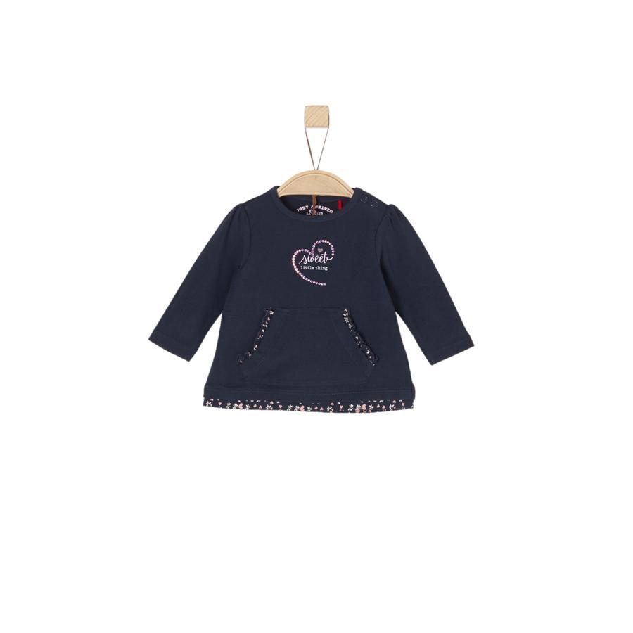 s.Oliver Girls Langarmshirt dark blue