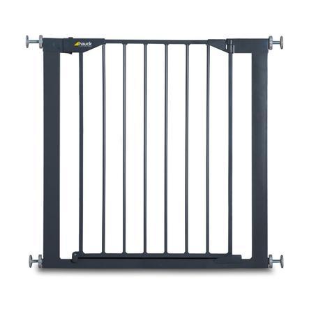 hauck Barrière de sécurité enfant escaliers/porte Stop'n Safe, charcoal