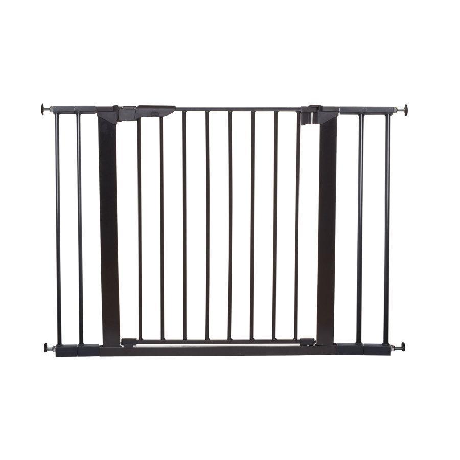 Baby Dan Barrière sécurité enfant escalier/porte Premier 4 extensions noir