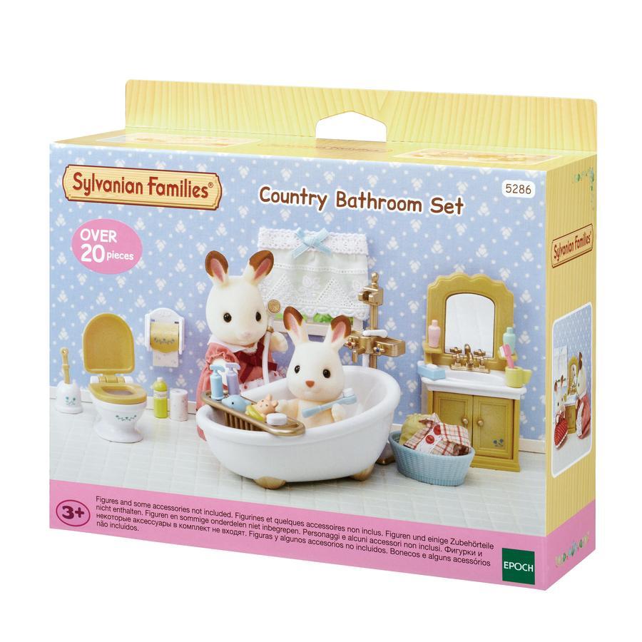 Sylvanian Families® Figurine set salle de bain 5286