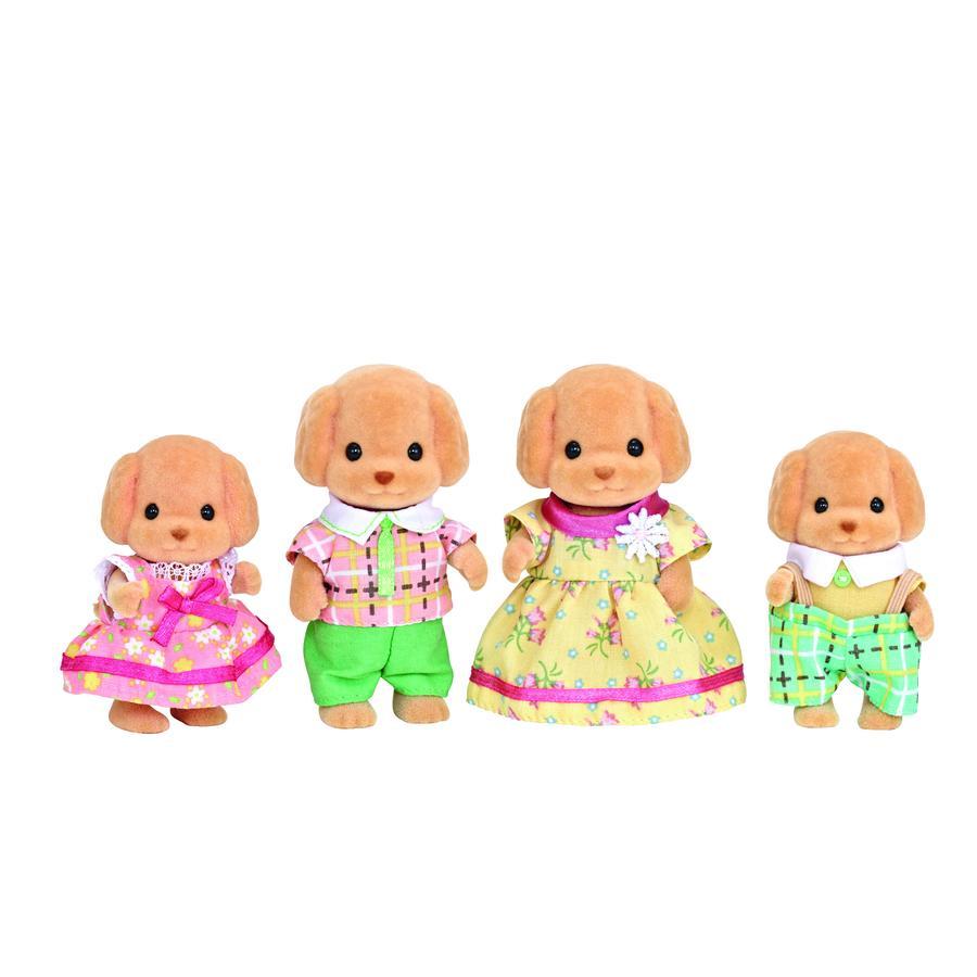 Sylvanian Families Famiglie - Toy-Pudel: Famiglia Wuschl