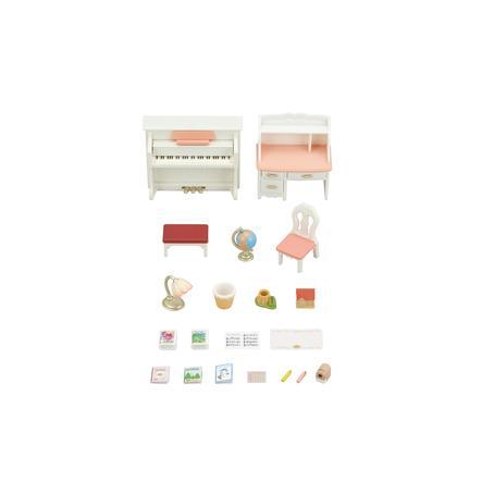 Sylvanian Families® Möbel-Sets - Klavier- und Schreibtisch-Set