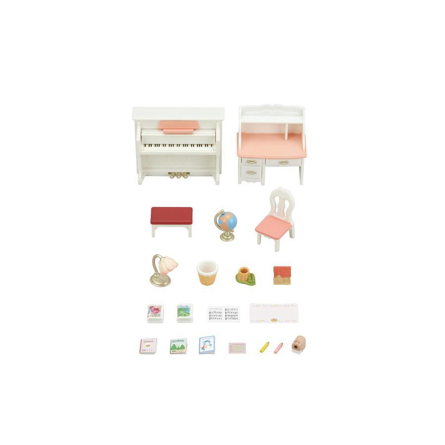 Sylvanian Families® Meubelset - Piano en desk set