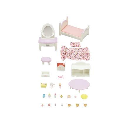 Sylvanian Families® 5285 Nábytek - Ložnice a toaletka