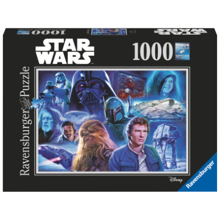 Ravensburger Puzzle 1000  Teile - Star Wars Collection 2