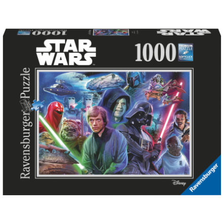 Ravensburger Puzzle 1000  Teile - Star Wars Collection 3