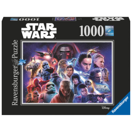 Ravensburger Puzzle 1000  Teile - Star Wars VIII Collection 4