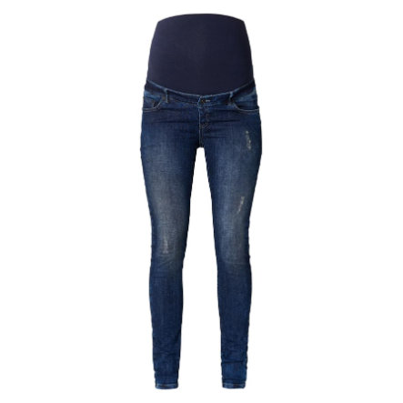 SUPERMOM Umstandsjeans Skinny Blue