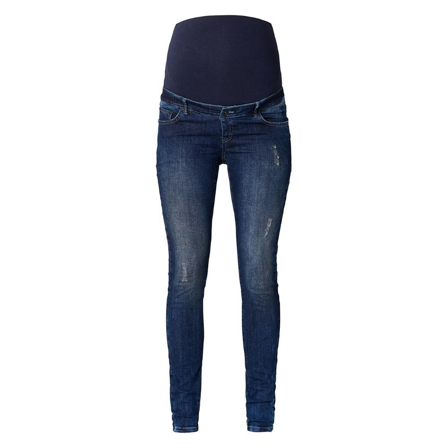 SUPERMOM Jeans de maternité Skinny Blue