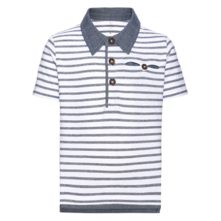 name it Boys Poloshirt Greg snow white