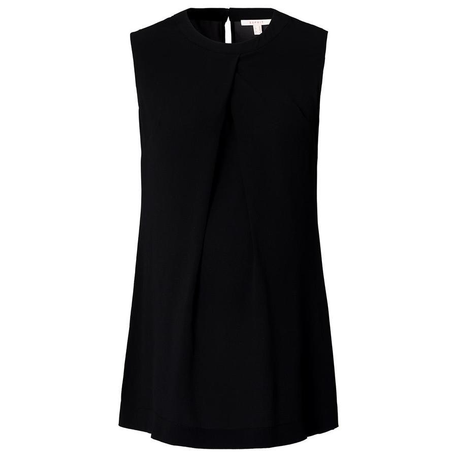ESPRIT Circumstance tunika kort svart