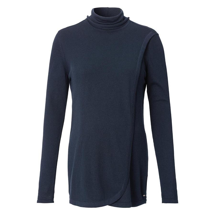 ESPRIT Těhotenské sweater dlouhý rukáv Night Modrá