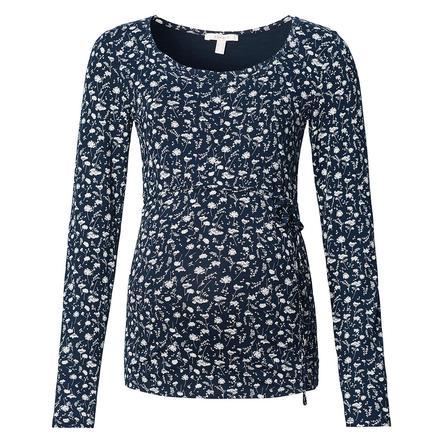 ESPRIT Camicia da infermieristica Notte Blu Notte Fiore