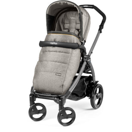 Peg-Perego Sittvagn Book 51 jet Luxe Grey