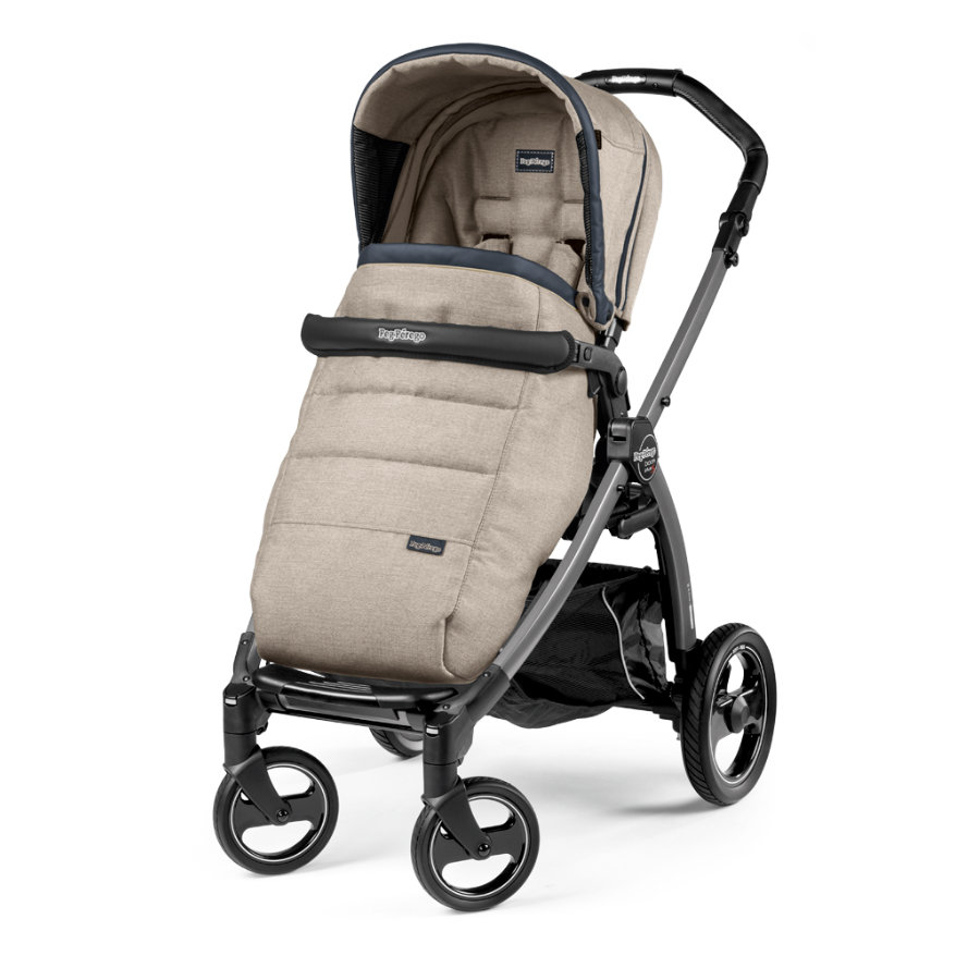 Peg-Perego Sittvagn Book S jet Luxe Beige