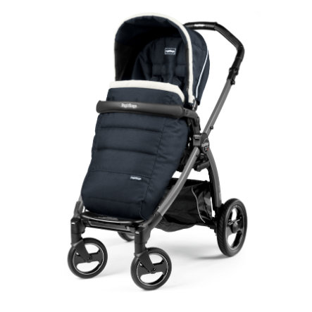 Peg-Perego Sittvagn Book S jet Luxe Blue