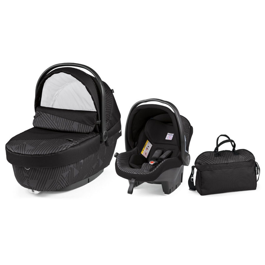 Peg-Pérego Set XL Geo Black