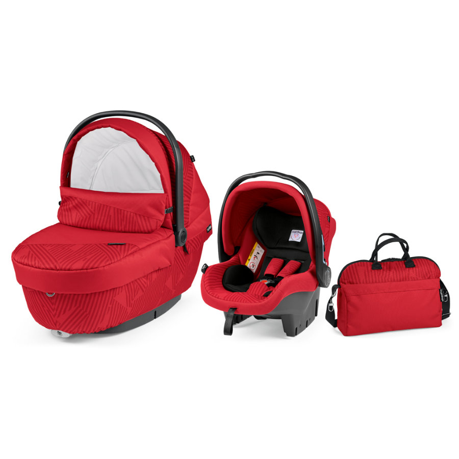 Peg-Pérego Set XL Geo Red