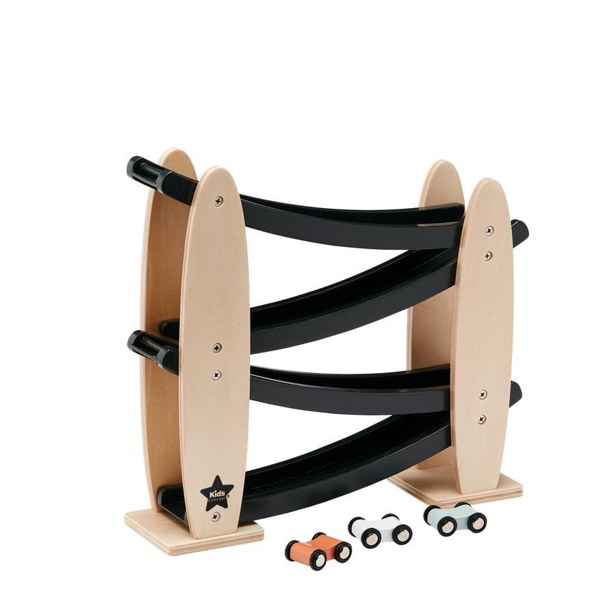 Kids Concept® Kugelbahn Neo inklusive Autos -