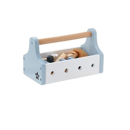Kids Concept® Cassetta degli attrezzi blu