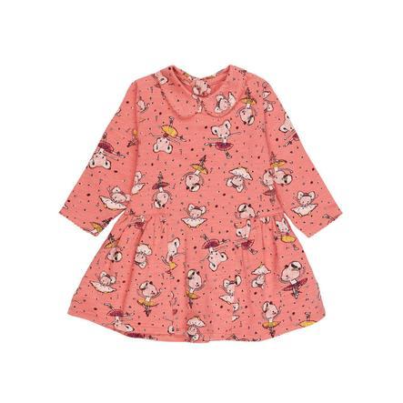 name it Girl s dress Beana rose délavée