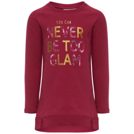 name it Girl Sweatshirt Diolo anemone
