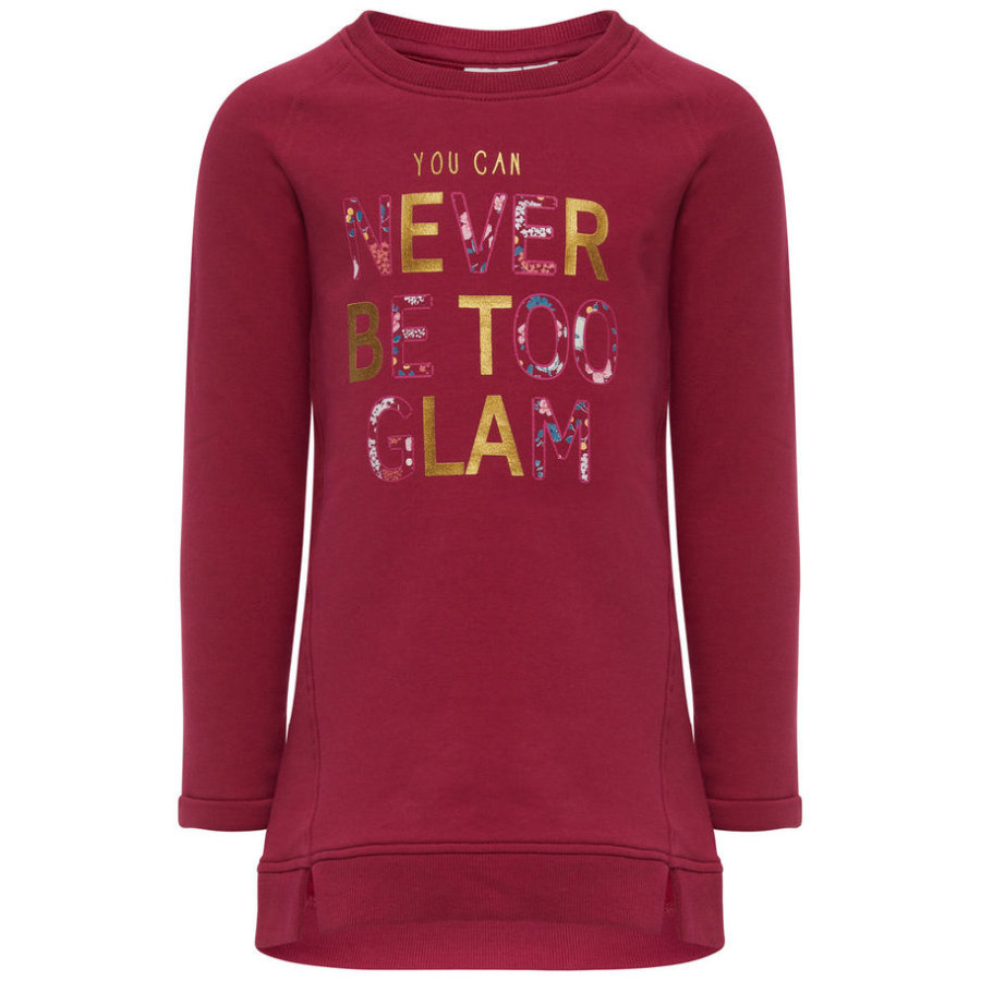 name it Girl s Sweat-shirt anémone Diolo