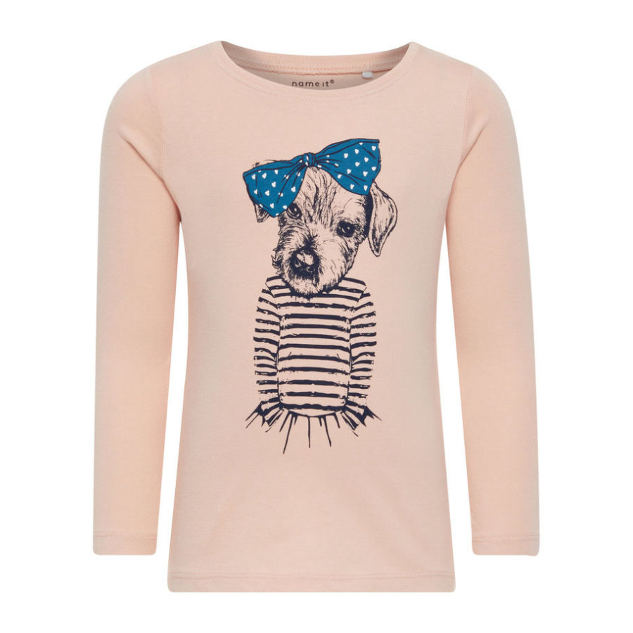 name it Girl s Sweat-shirt Veen Evenig Sand