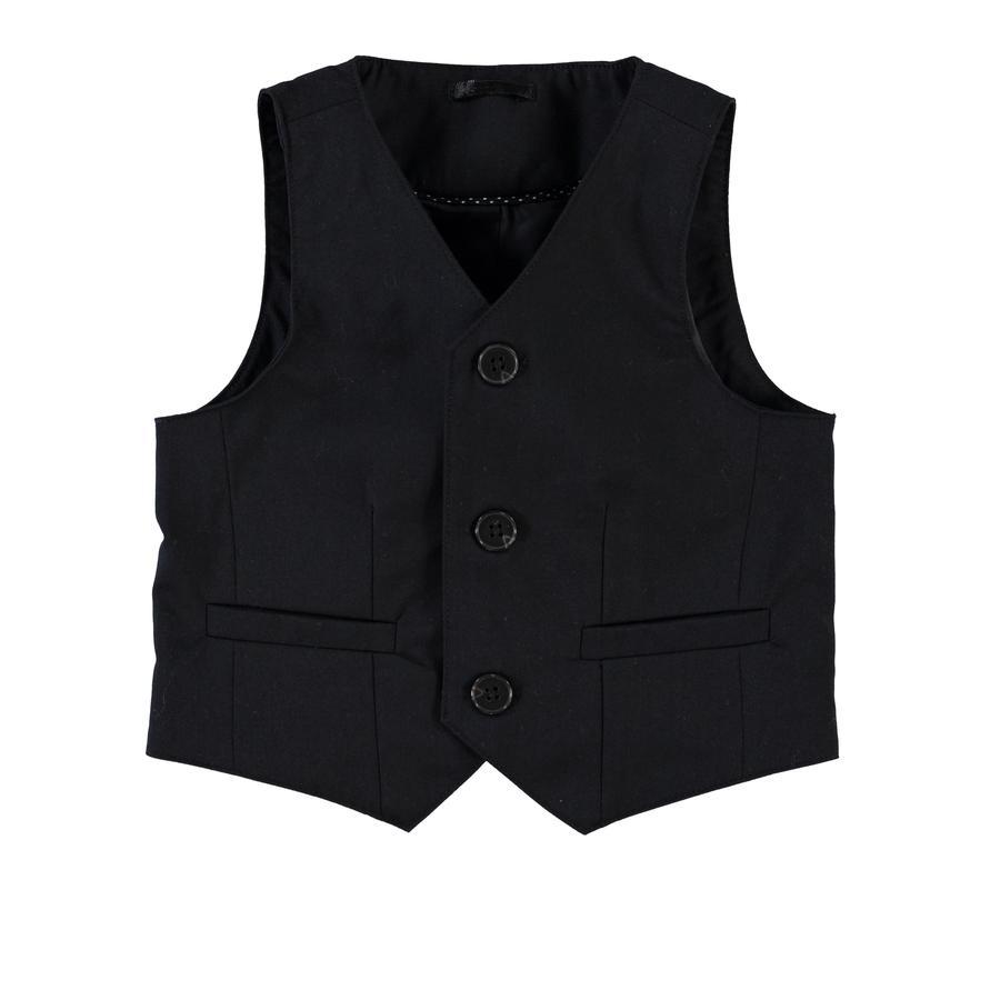 name it Boys Vest Panava zwart