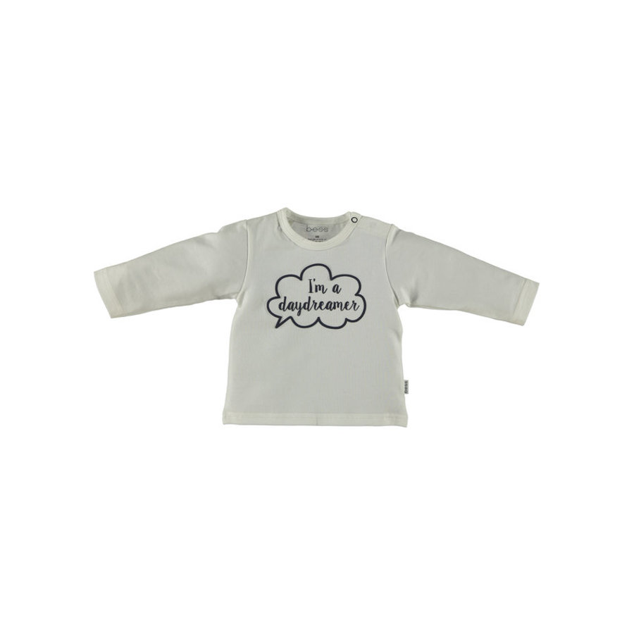 b.e.s.s Shirt met lange mouwen Ik ben een dagdromer...