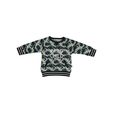 b.e.s.s Boys Sweater Camouflage