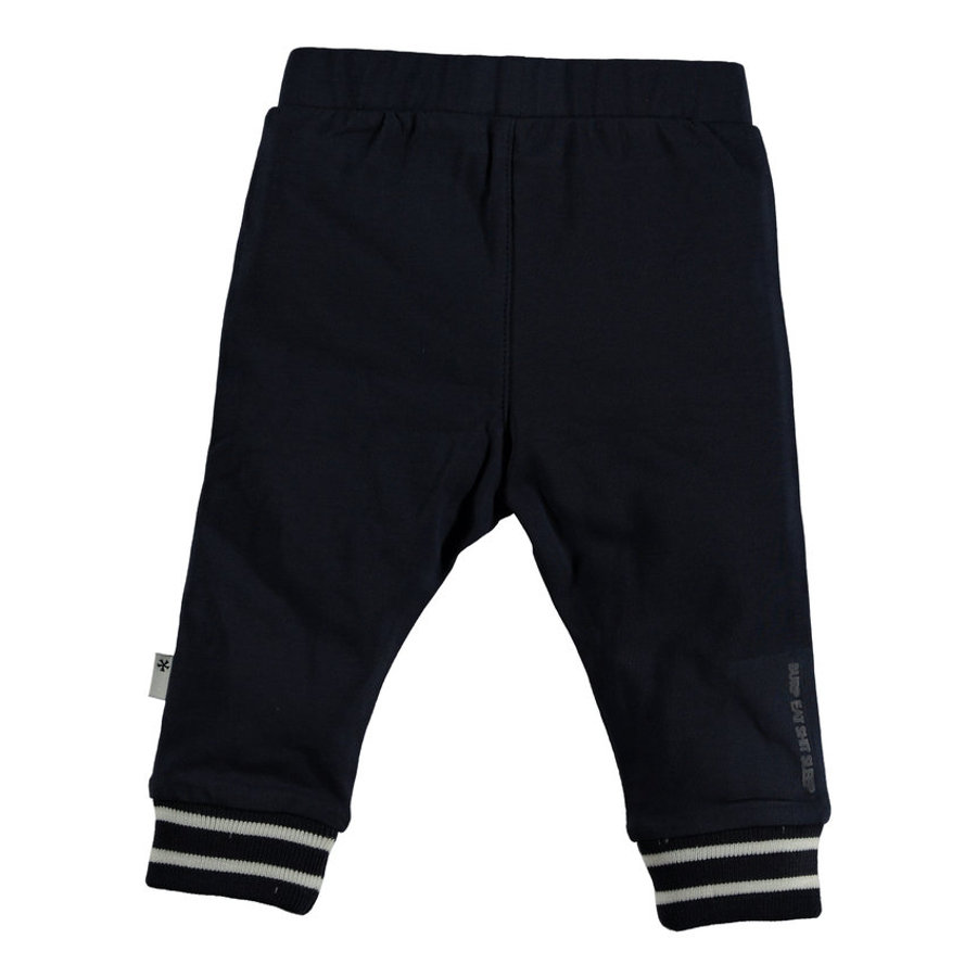 b.e.s.s Pantalon de survêtement bleu foncé