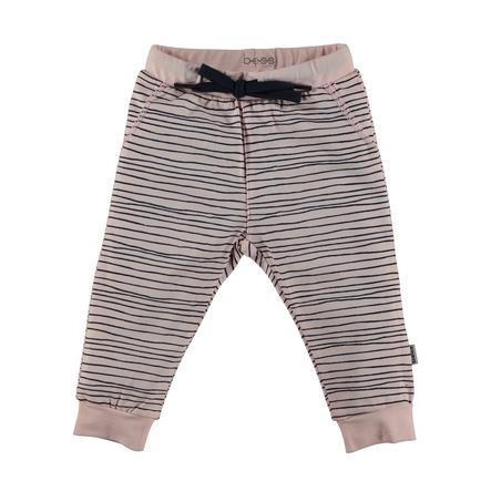 b.e.s.s Pantalone felpa a righe