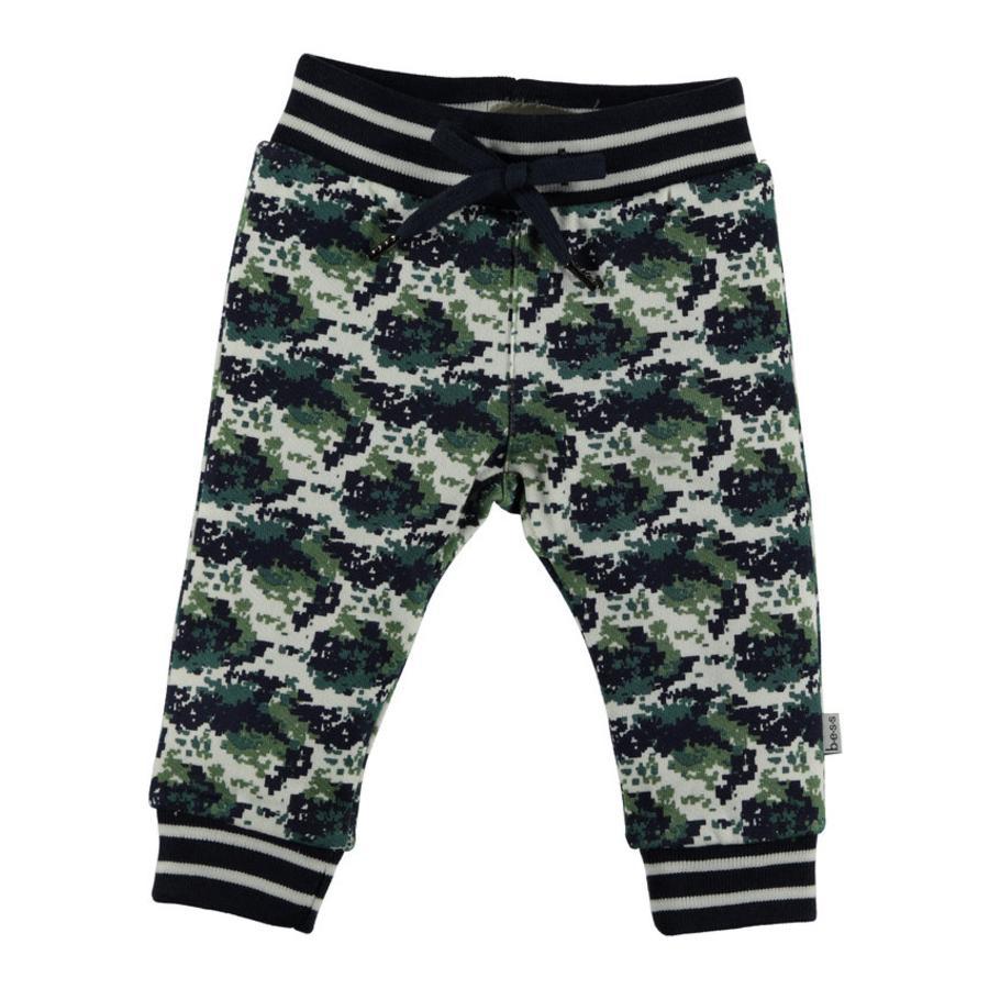 b.e.s.s Pantalon de survêtement Camouflage bleu