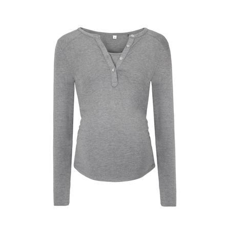 bellybutton  Sygeplejeskjorte Julia, grå