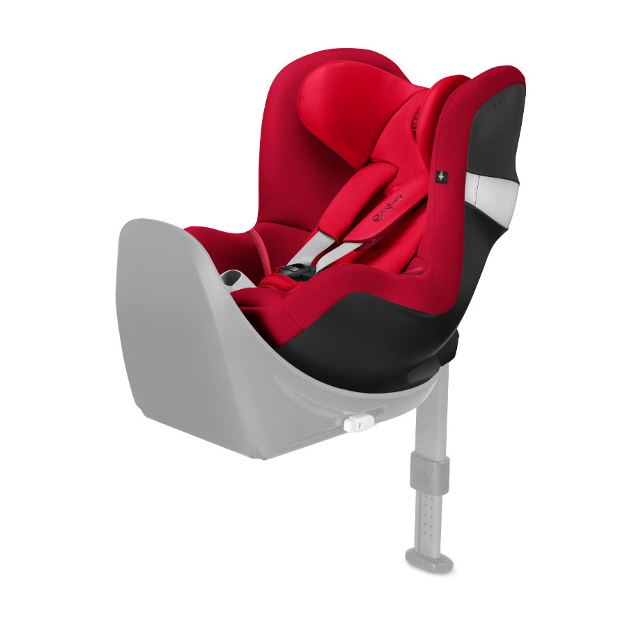 cybex GOLD Kindersitz Sirona M2 i-Size Rebel Red-red