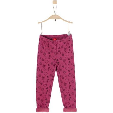 s.Oliver Girl s Leggings rosa scuro