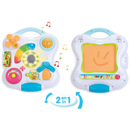 Smoby Cotoons 2 in 1 Activity-Tafel